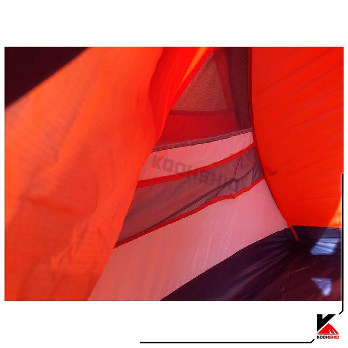 چادر دوپوش ضد آب کوهنوردی 2 نفره اورجینال کله گاوی مدل Pekynew c2009