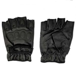 دستکش ورزشی نيم انگشتي تاکتيکال