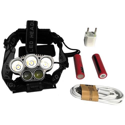 هدلامپ کوهنوردی و مسافرتی برتنس مدل مولتی پرپوس