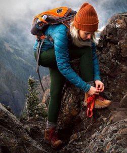 کوهنوردی بر زنان چه تاثیراتی دارد