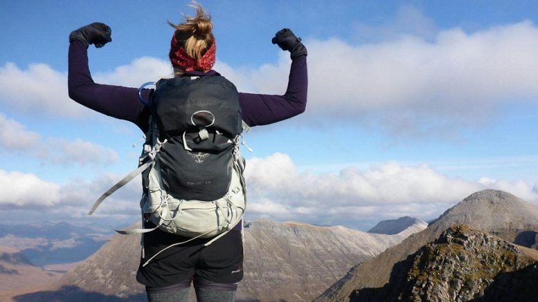تاثیرات کوهنوردی بر زنان
