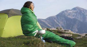 موارد استفاده از کیسه خواب کوهنوردان