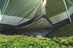 زیر انداز چادر های کوهنوردان
