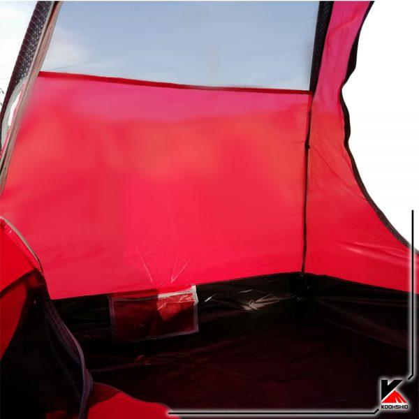چادر کله گاوی مدل k2002