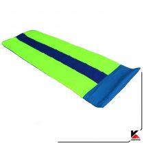 زیرانداز کیسه خواب کوهنوردی جنس فومی رنگ ابی کاربنی
