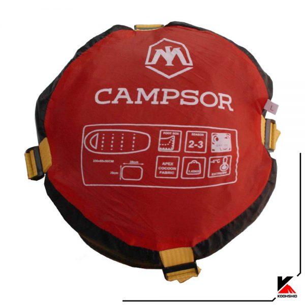 کیسه خواب کمپسور مدل a5