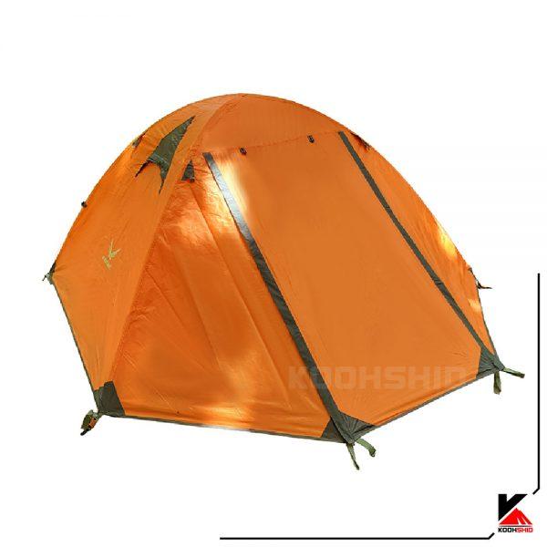چادر دوپوش ضد آب کوهنوردی 3 نفره اورجینال اسنوهاک مدل Snow hawk T2002