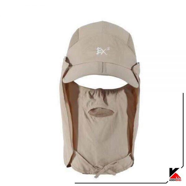 کلاه سه تکه آفتابی EX2