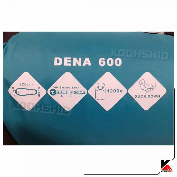 کیسه خواب اسنوهاک مدل Dena 600
