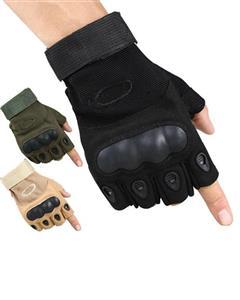 دستکش نیم انگشتی ارزان ، دستکش نیم انگتشی تاکتیکال