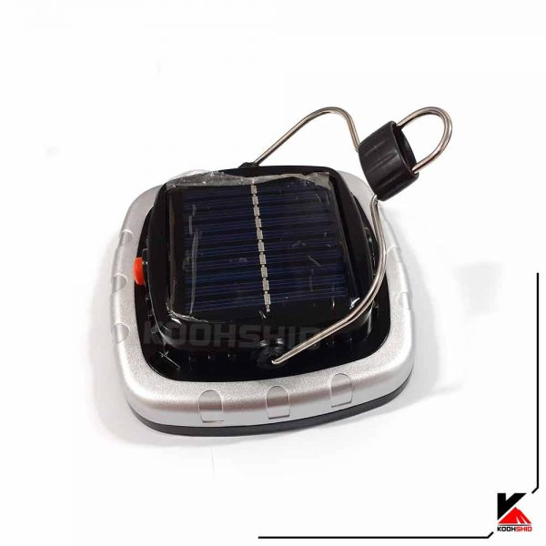 چراغ چادر و پروژکتور سولار مدل Solar Lawn 0506