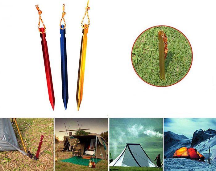 میخ چادر کوهنوردی