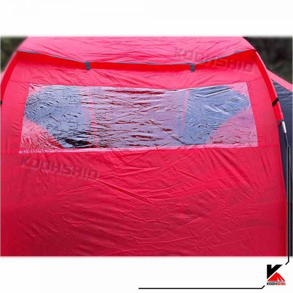 چادر کوهنوردی 7 نفره کله گاوی (پکینیو) مدل PKN k2020