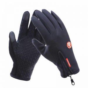 دستکش ویند ساپر لمسی معمولی
