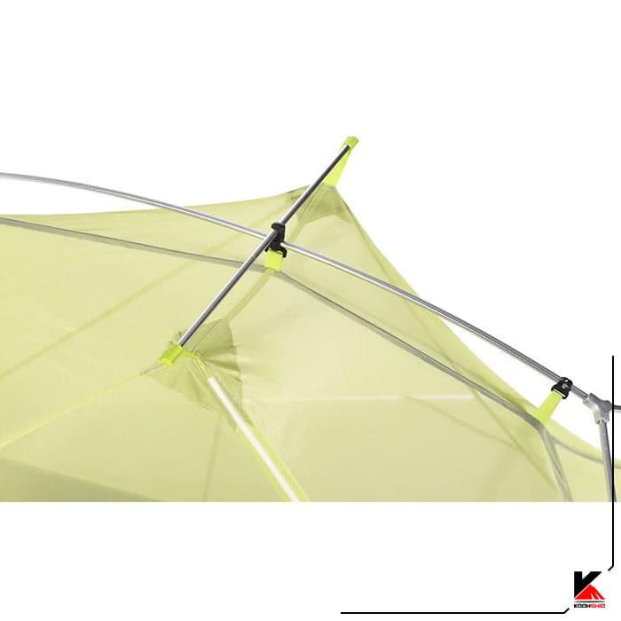 چادر دوپوش تک نفره کایلاس مدل Master Camping Tent 1P