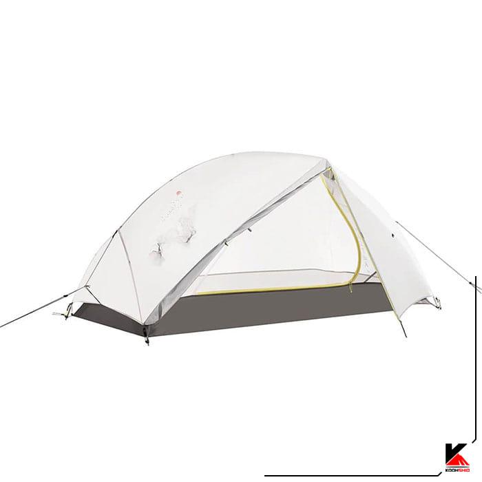 چادر کوهنوردی دو پوش 1 نفره کایلاس مدل Master Ink Camping Tent 1P