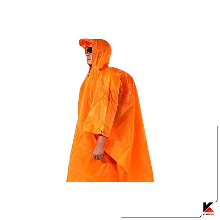 پانچو بارانی چند منظوره کمپسور