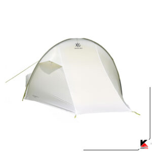 چادر دو پوش تک نفره کایلاس مدل Dragonfly UL Tunnel Tent 1Pچادر دو پوش تک نفره کایلاس مدل Dragonfly UL Tunnel Tent 1P