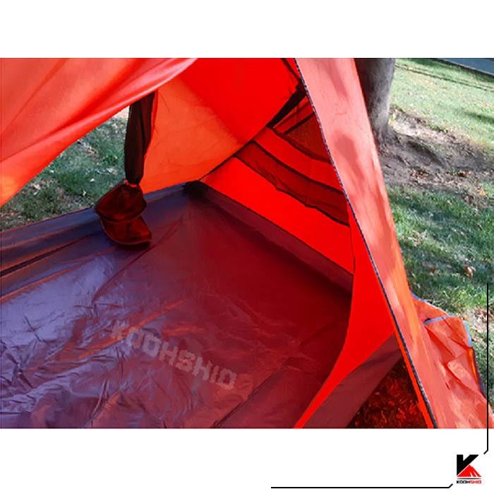 چادر کوهنوردی 2 نفره کله گاوی (پکینیو) مدل PKN c2009