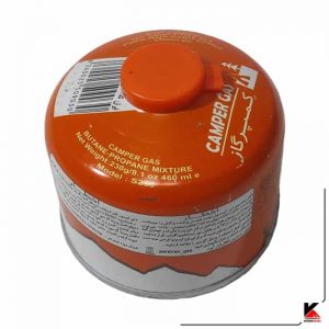 کپسول 230گرمی کمپرگاز