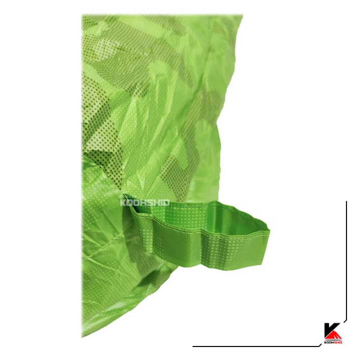 کیسه خواب ماموت سبز