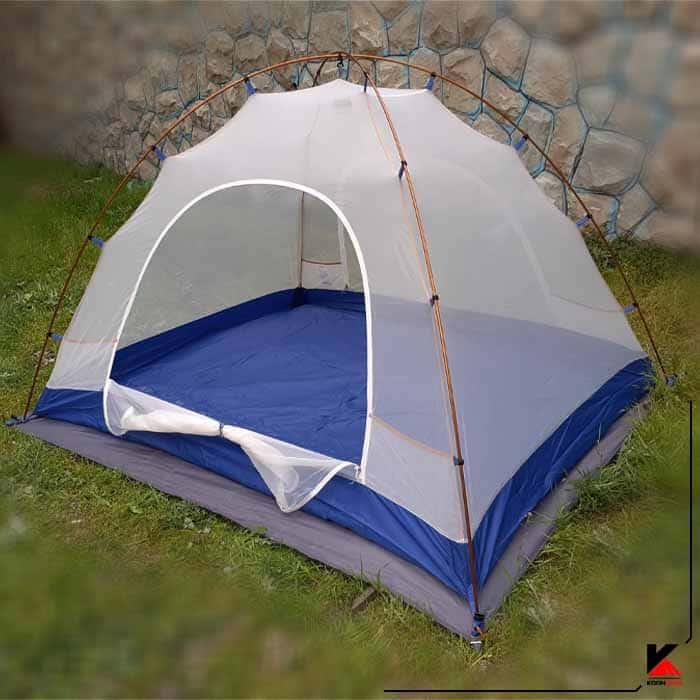 چادر دوپوش کمپینگ۳نفره کایلاس مدلHoliday camping tent 3p