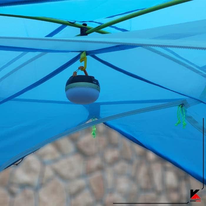 چادر کمپینگ دو پوش2 نفره کایلاس مدل SS III Camping Tent 2P
