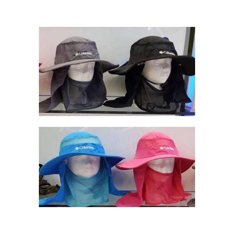 کلاه آفتابی سه تیکه فوکس مور