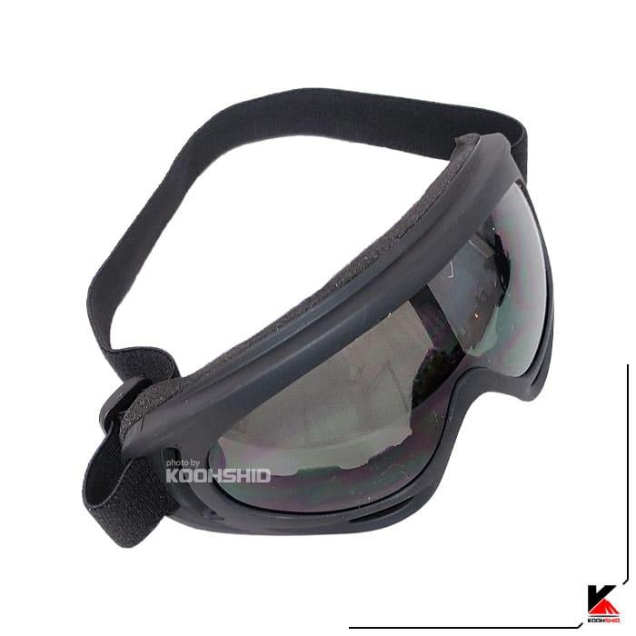 عینک طوفان تک لنز