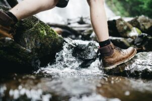 کفش مناسب کوه