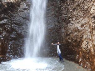 روستای پیر بالا ، آبشار مرند